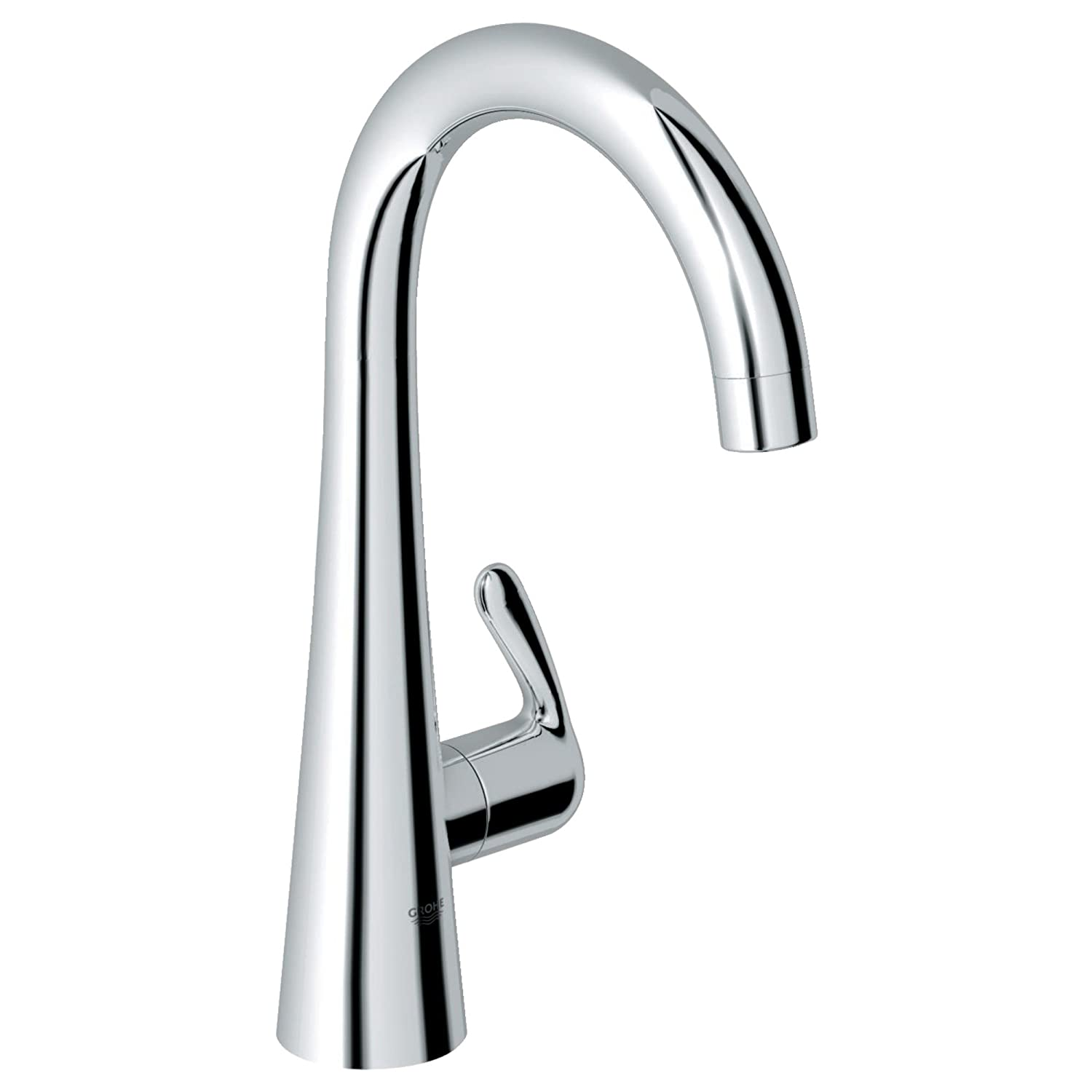 LadyLux Single-Handle Pillar Tap Water Faucet - Touch On Bathroom ...