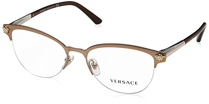 d3693ef5362d Image Unavailable. Image not available for. Color: Versace VE1235 Eyeglass  ...