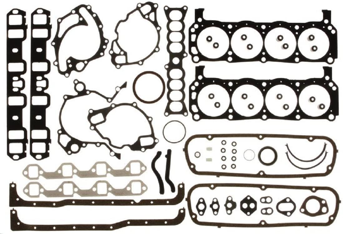 All STD Sizes Engine Rering Kit compatible with 1986 87 88 89 Ford Mustang 302 5.0 HO gaskets bearings rings