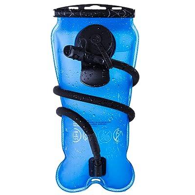 Bonl Émeraude d'hydratation pour jusqu'à militaire de qualité de réservoir d'eau de 3litre et facile d'utilisation, durable, Neutre, idéal pour la m
