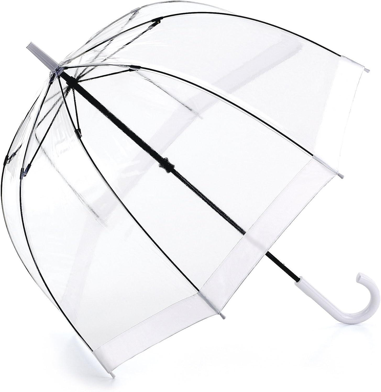Fulton Birdcage - Paraguas Transparente