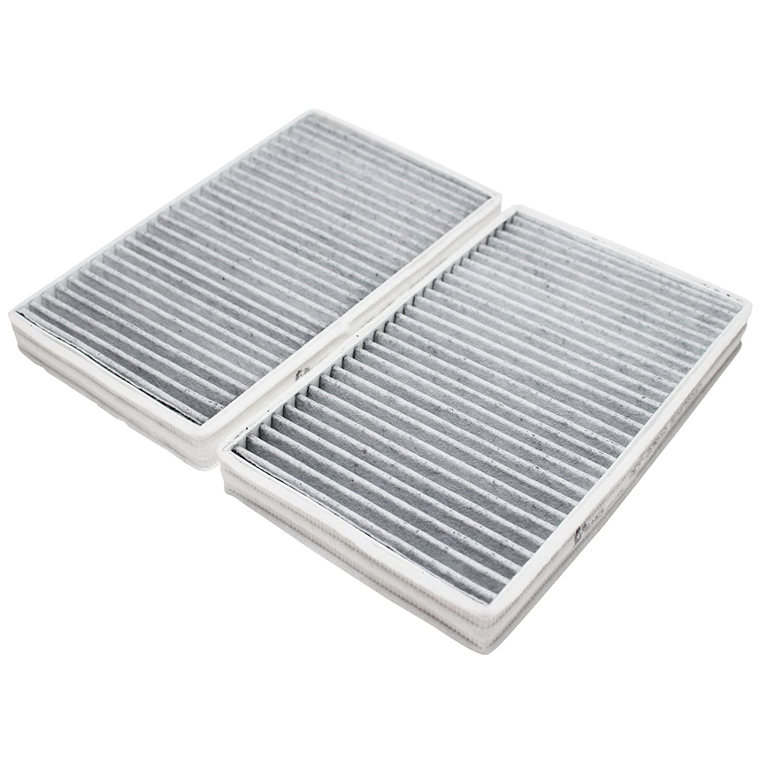 ACF-8791A 3-Pack Replacement Cabin Air Filter for 2001 Chevrolet Silverado 1500 V6 4.3 Car/Automotive Activated Carbon