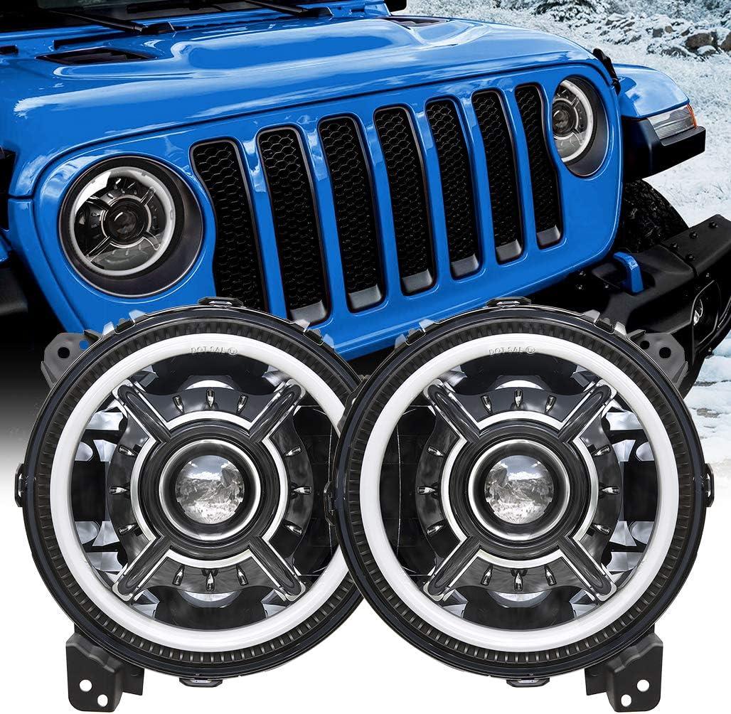 Z-OFFROAD Best Halo Lights For Jeep Wrangler