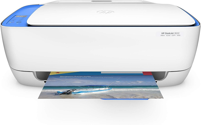 HP Deskjet 3632 Todo en uno Impresora Copiadora Escáner: Amazon.es ...