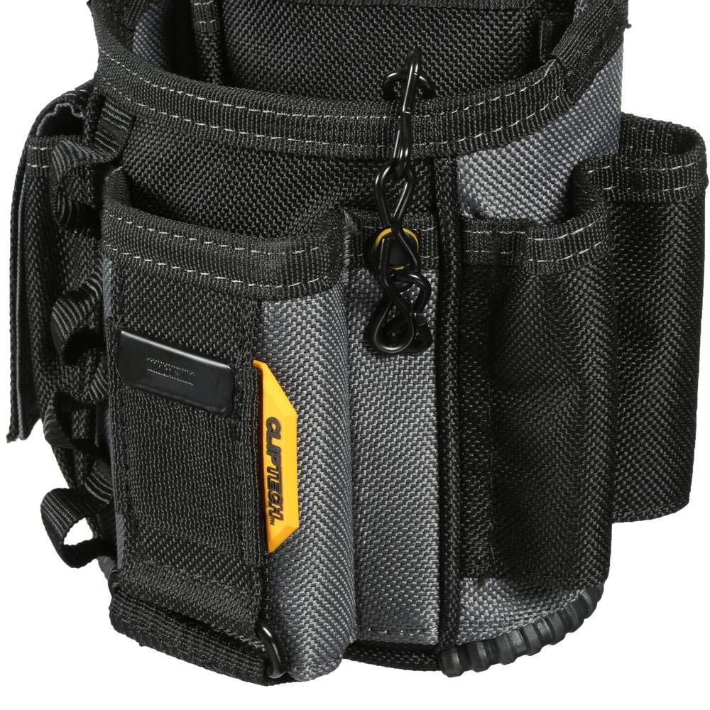 Work belt pouch first alert zcombo