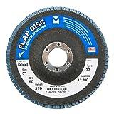 Mercer Industries 276120 Zirconia Flap Disc, Type