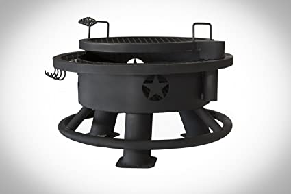 "TEXAS FIRE PIT 24"" ... - Amazon.com: TEXAS FIRE PIT 24"