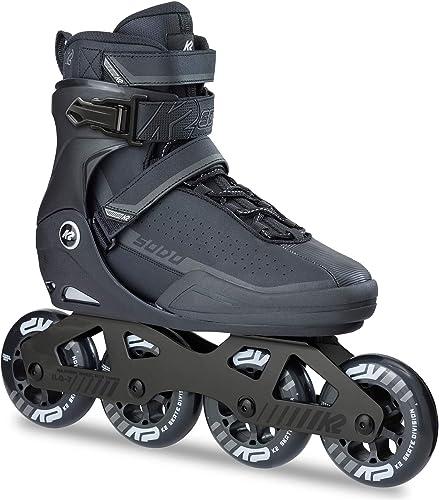K2 Skate Sodo Inline Skates, Size 6, Black Gray
