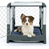 Diggs Revol Dog Crate (Collapsible Dog Crate, Portable Dog Crate, Travel Dog Crate, Dog Kennel) for Small Dogs and Puppies