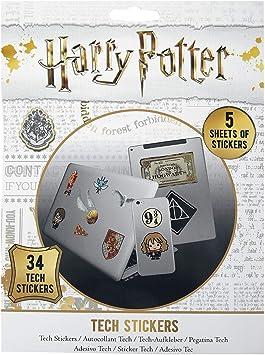 Harry Potter Set 34 Aufkleber Ts7407 Mehrfarbig Spielzeug