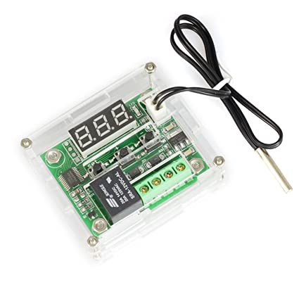 Totot xh-w1209 termostato interruptor de control de temperatura -50 – 110 grado Digital
