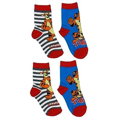 Winnie l'ourson avec chaussettes Tigre Lot de 4