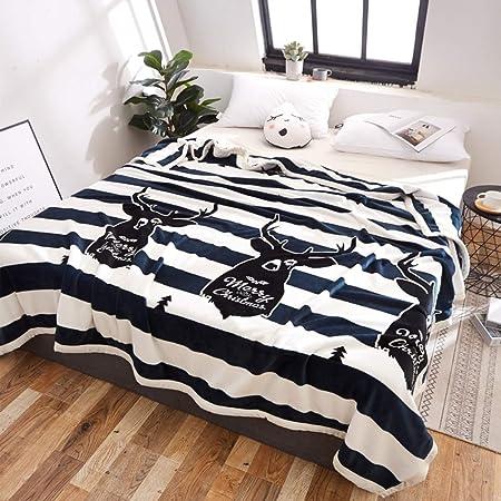 Sábanas encimeras Cartoon, Sábana de algodón Anime Invierno Engrosamiento Dormitorio Estudiante Franela Manta pequeña Niños Sábana Bajera 1 pc-B 135x200cm(53x79inch): Amazon.es: Hogar