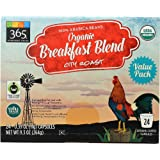 365 Everyday Value, Organic Breakfast Blend City Roast Coffee Capsule, 24 count, 9.3 oz