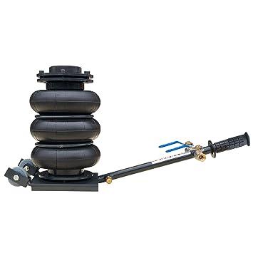 Gato hidráulico con anillos para cambio y reparación de neumáticos, con válvula de seguridad, material neumático: Amazon.es: Coche y moto