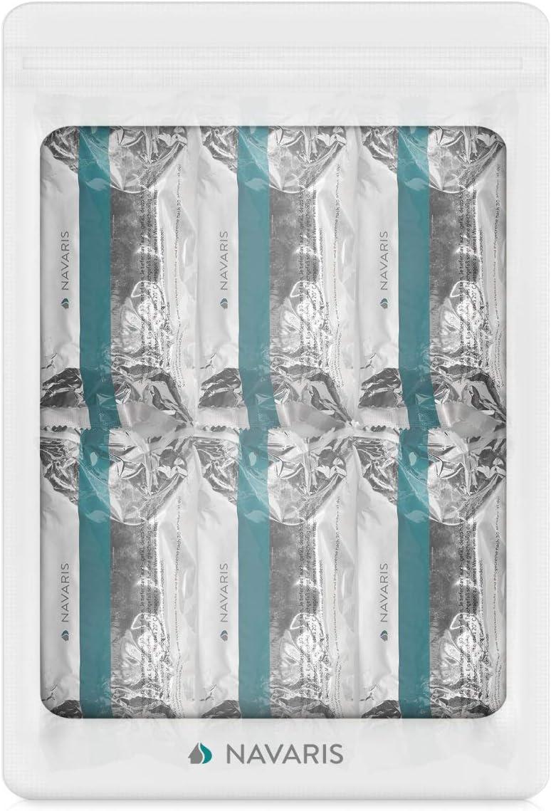 Modelling Navaris Plaster Cast Bandage Kit Moulds Skin Friendly Plaster of Paris Bandages for Art 10 cm x 2.7 m Set of 10 Rolls Crafts