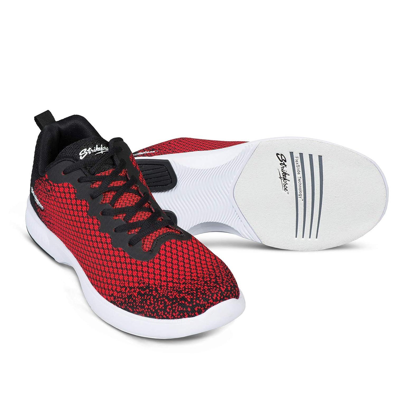 KR Strikeforce Aviator Bowling Shoes MensRed//Black 10 M US