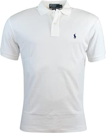 Polo Ralph Lauren Mens Classic Fit Interlock Polo Shirt