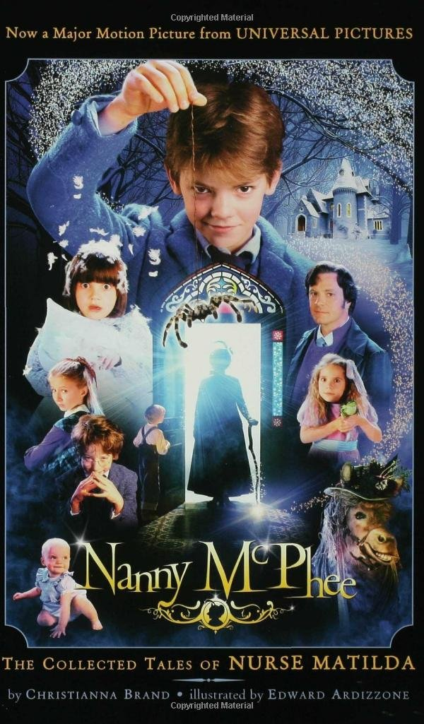 Download Nanny McPhee: Based on the Collected Tales of Nurse Matilda pdf
