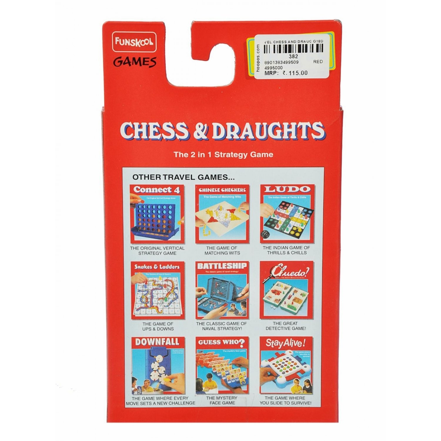 Buy funskool travel chess and draught online at low prices in india buy funskool travel chess and draught online at low prices in india amazon fandeluxe Image collections