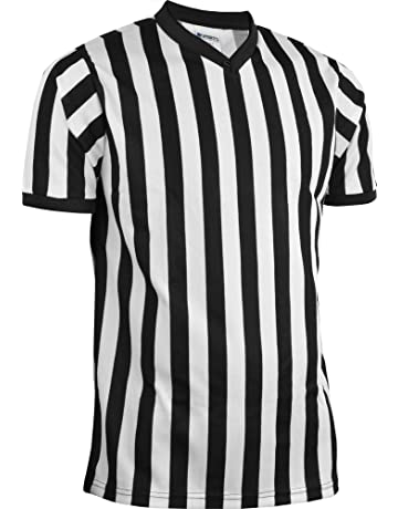 c38b53004ef Sports Unlimited Men s Official Pro-Style V-Neck Adult Referee Jersey  Officiating Shirt for