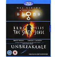 Deals on M Night Shyamalan Collection Blu-ray