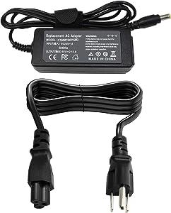 Yongerwy Laptop Adapter for ACER Aspire V5-122P-0857 ES1-111M Compatible P/N:ADP-40TH A ADP-40TH C PA-1300-04 KAV60 NAV50 ADP-40PH BB AK.040AP.024-19V 2.15A 5.517mm
