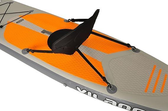 Amazon.com: Vilano Asiento Sup para kayak: Sports & Outdoors