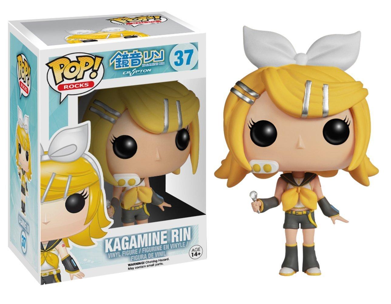 POP Anime Kagamine Rin Funko 3820 Misc Product Vocaloid