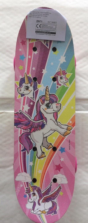 H Grossman Unicorn Skateboard