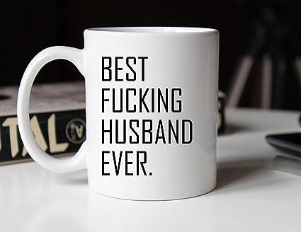 Amazon Com Sayomen Best Fucking Husband Ever Husband Gift