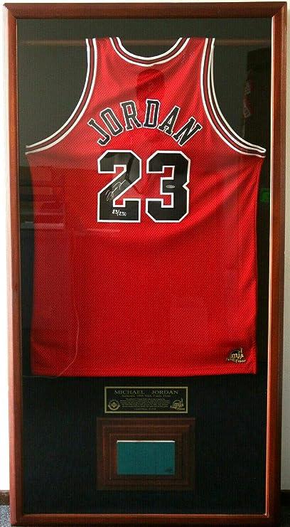 innovative design 98892 bb094 Michael Jordan '98 Nba Finals L.e. Signed Jersey Utah Final ...
