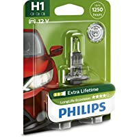 Philips 12258LLECOB1 LongLife EcoVision - Bombilla H1