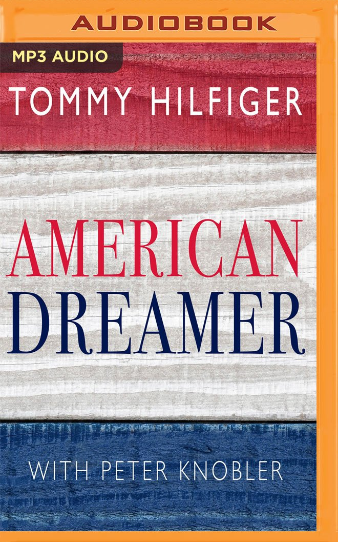 Read Online American Dreamer: My Life in Fashion and Business pdf