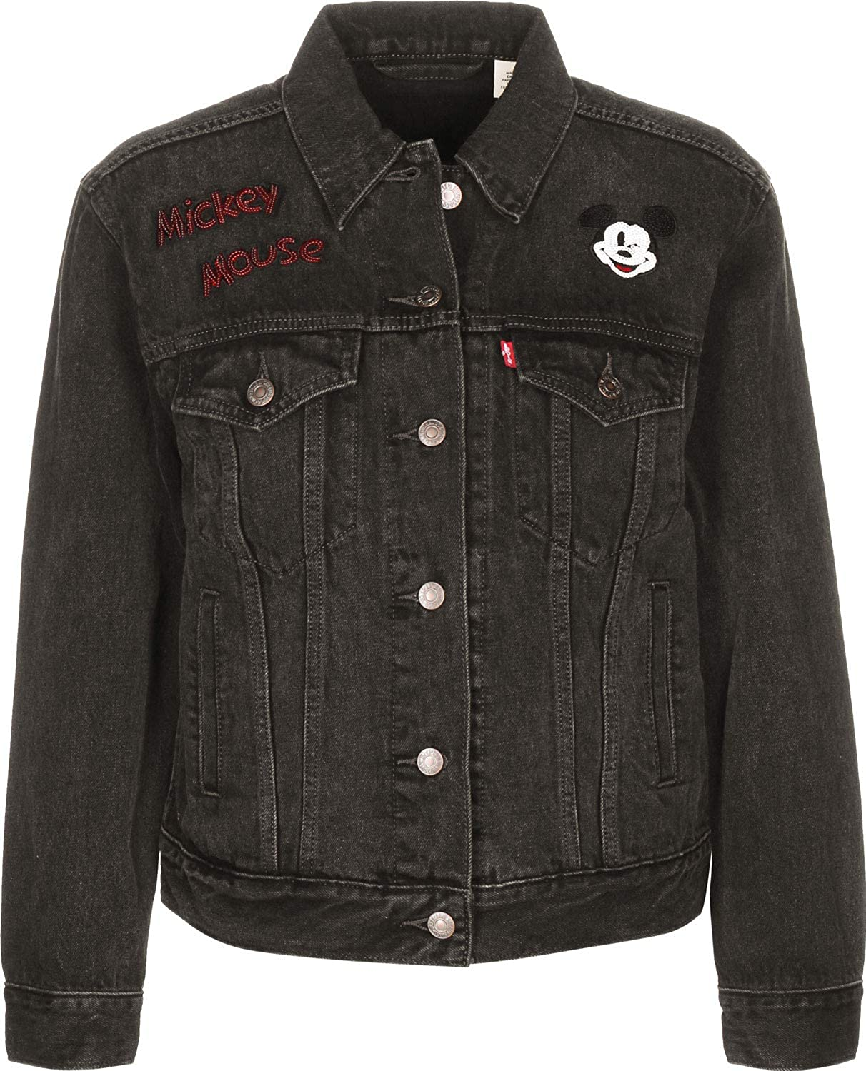 Levis® - Cazadora Levis Mickey Mouse Mujer Color: 0050 ...