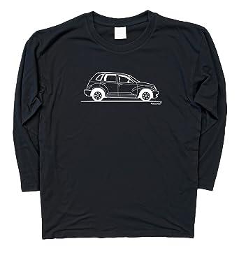 3df00768e2 Mens Original Sketch Chrysler PT Cruiser Long Sleeve T-Shirt S - 3XL:  Amazon.co.uk: Clothing