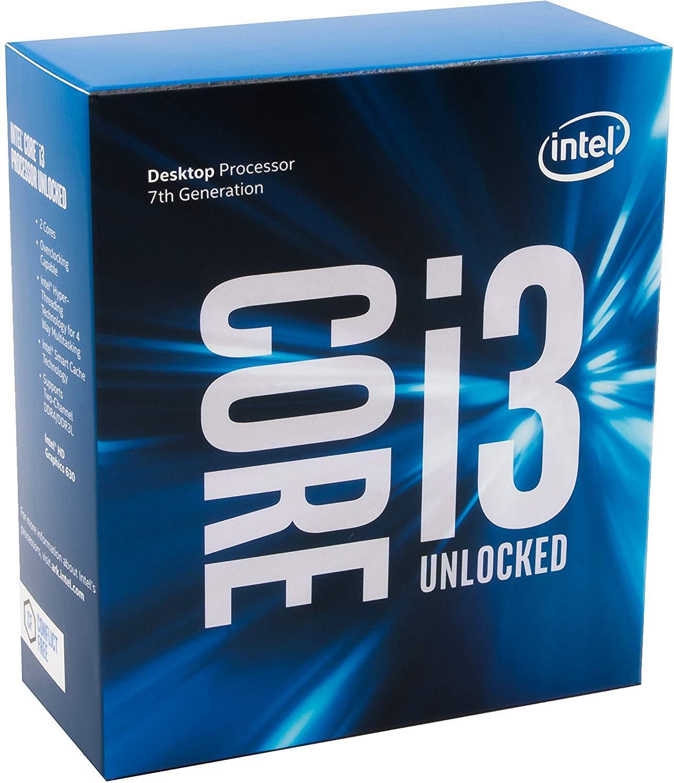 Intel i3 7350K 4.2GHz