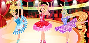 Ballet School for Princess by Dress Up Mix