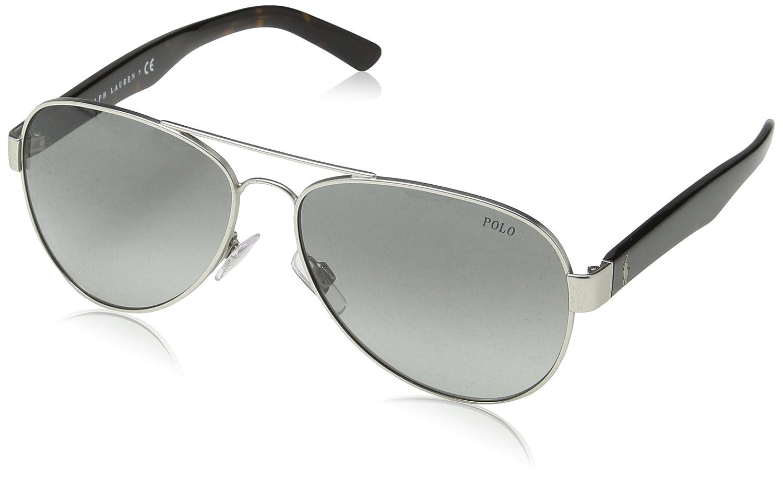 Amazon.com: Polo PH3096 de los hombres anteojos de sol: Shoes
