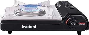 Iwatani Cassette Feu VA-30 Portable Butane Stove 12,000BTU