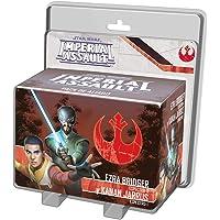 Fantasy Flight Games- Sw Imperial Assault: Ezra Bridger y Kanan jarrus - español, Multicolor (SWI55ES)