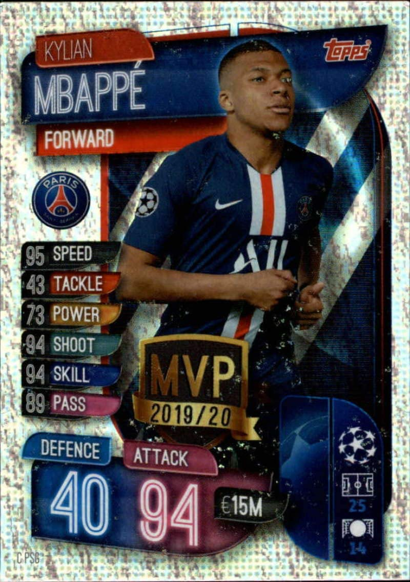 Topps Match Attax Extra Champions League 19//20 2019//20 C 11 Captain Orban