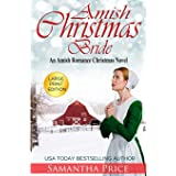 Amish Christmas Bride LARGE PRINT: An Amish Romance Christmas Novel (Amish Christmas Books)