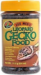 Leopard Gecko Food [Set of 2]