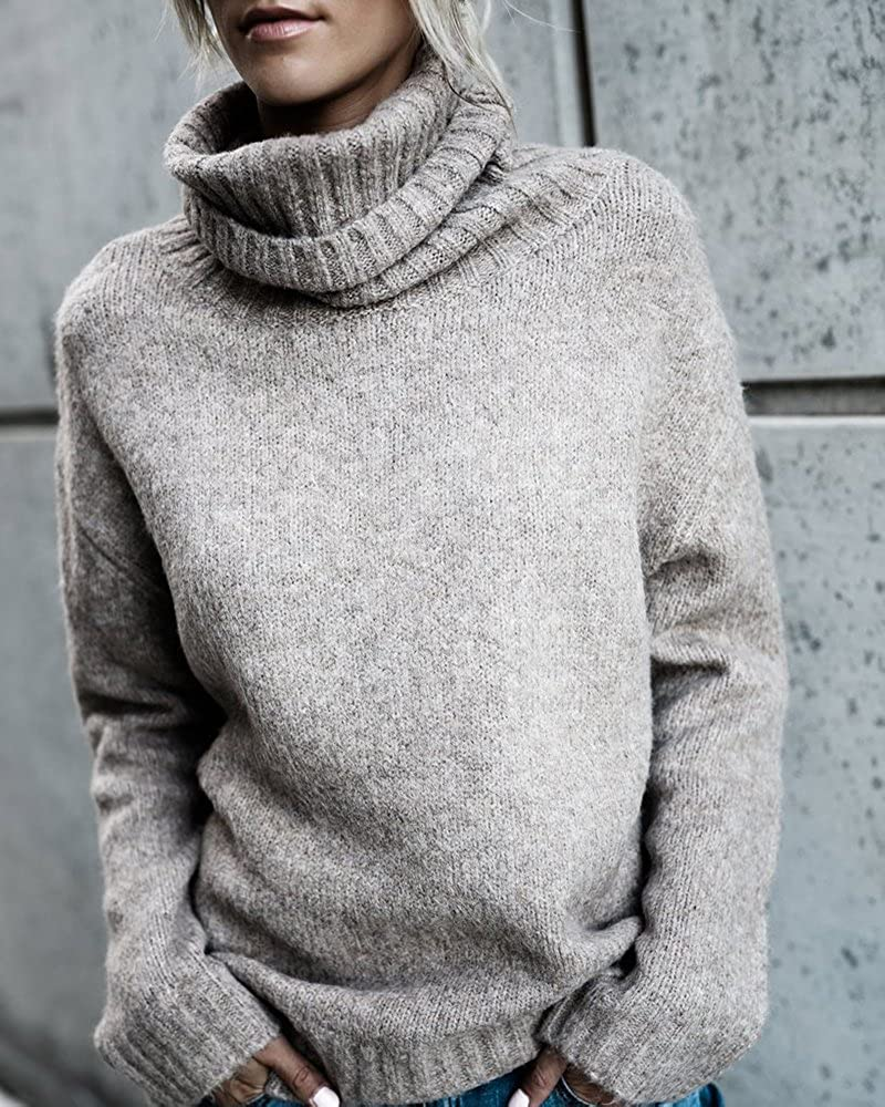 Imily Bela Mens Cardigan with Hood Hoodie Jumper Chunky Knit Sweatshirt with Pocket