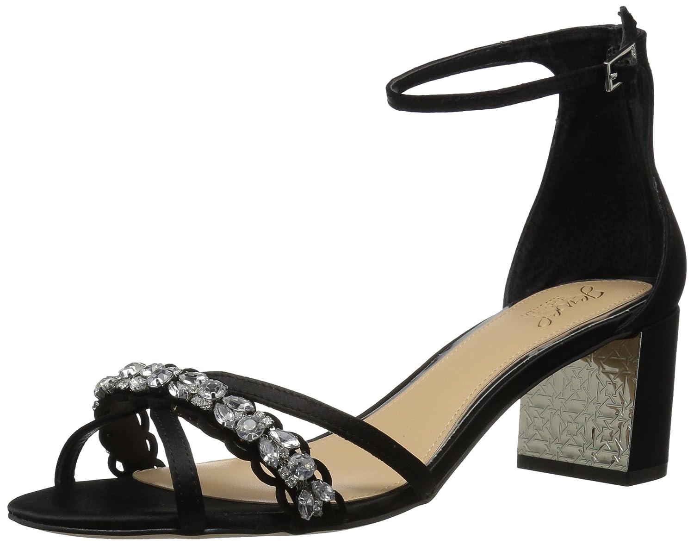 a1eaaf836a Badgley Mischka Women's Giona Heeled Sandal: Amazon.co.uk: Shoes & Bags