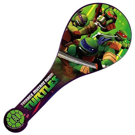 Amazon.com: Ninja Turtles Paddle Ball: Toys & Games