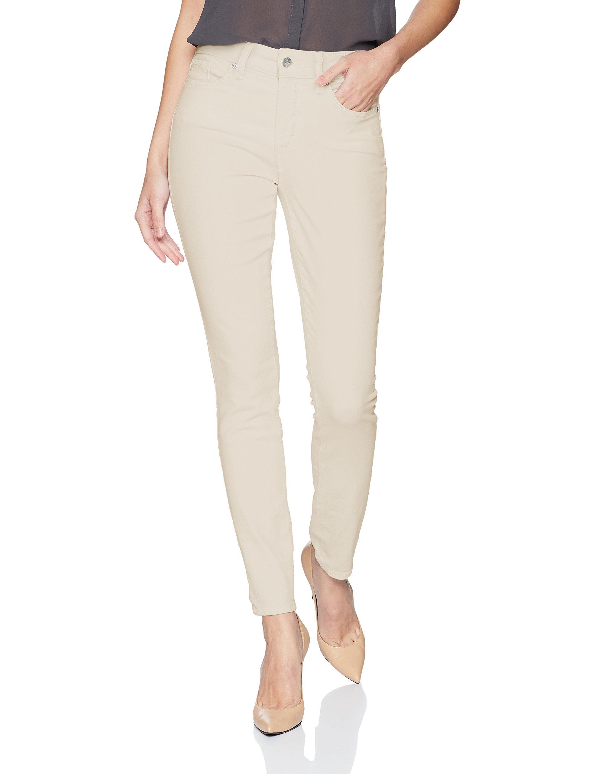 NYDJ Women's Ami Skinny Legging Jeans, FEATHER, 12