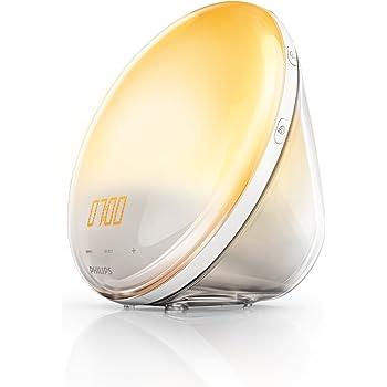 Auf der Suche nach einem guten Lichtwecker werden Sie bei dem Hersteller Philips fündig.