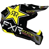 FXR Clutch Rockstar Helmet 2021 (Matte Rockstar - 2X-Large)